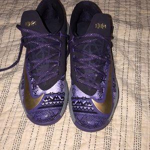 05c4cc68e548 Shoes - KD 6- Black History Month
